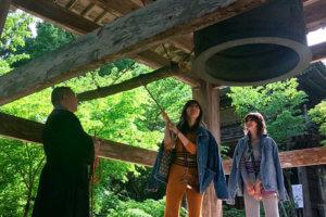 左から瑛茉ジャスミン、山本ソニア ©TBS