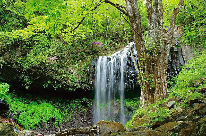 マックラ滝