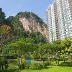マレーシア第3の都市イポーで大自然に癒されながらのんびりステイ