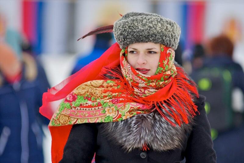 ロシアの防寒