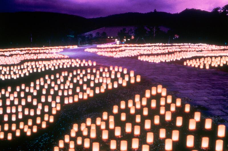 ろうそくの優しい明かりが古都・奈良を照らし出す♪「なら燈花会」に行ってみよう!