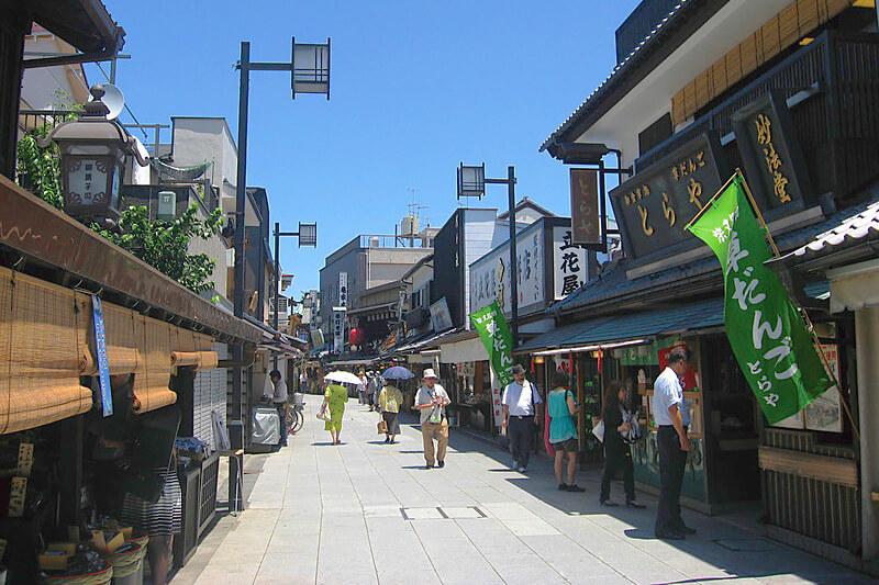 葛飾・柴又をのんびり散策♪昭和レトロなお散歩を楽しもう!