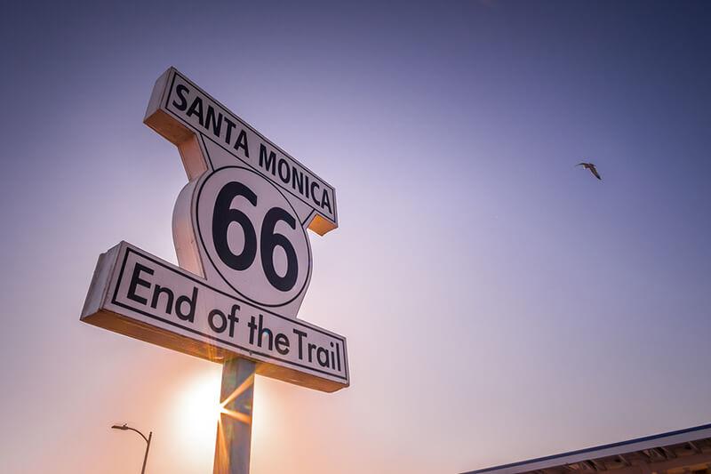 アメリカらしさ満点♪観光スポットいっぱいのルート66で大陸横断に挑戦!