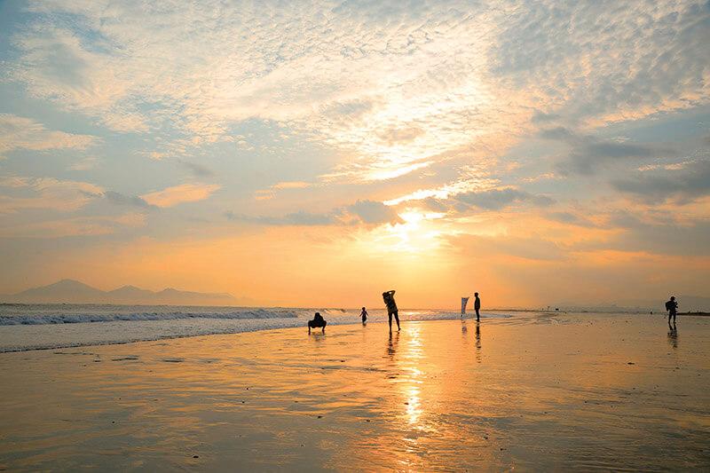 韓国・釜山にある絶景ビーチ「多大浦海水浴場」へ行ってみよう!