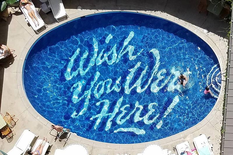 ワイキキの注目ブティックホテル「ザ・サーフジャックホテル&スイムクラブ」が超かわいい♡