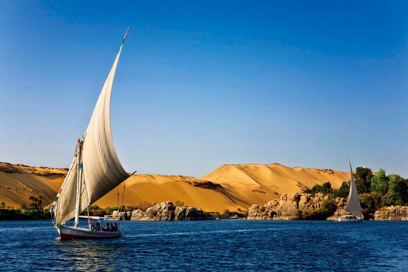 エジプト・ナイル川クルーズ