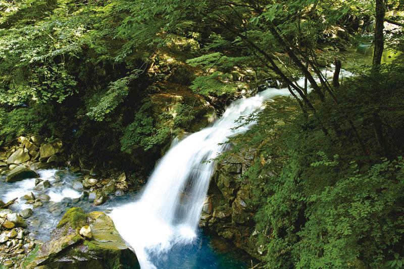 仁三郎の滝