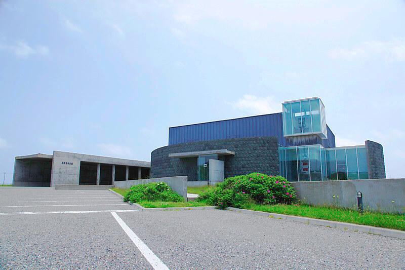 奥尻島津波館