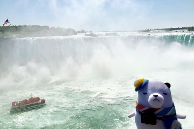 カナダ・トロント ©関西テレビ