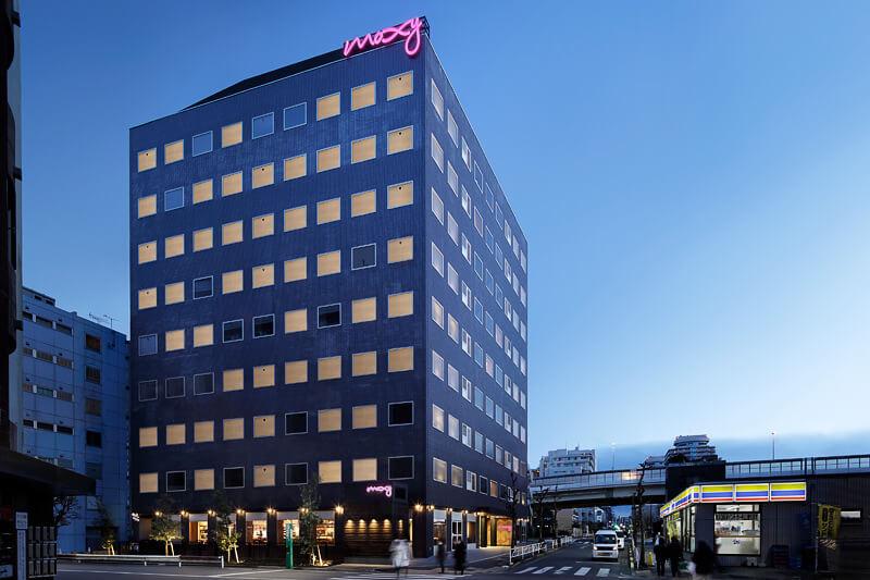 好立地かつインスタ映え抜群!のホテル「モクシー東京錦糸町」に泊まってみませんか?