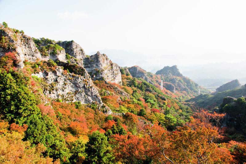 香川県・小豆島「寒霞渓」の渓谷美に感動!登山にロープウェイに幸せ祈願も♪