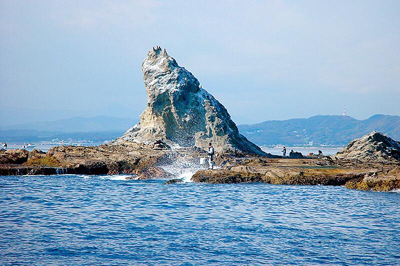 茅ヶ崎 えぼし岩