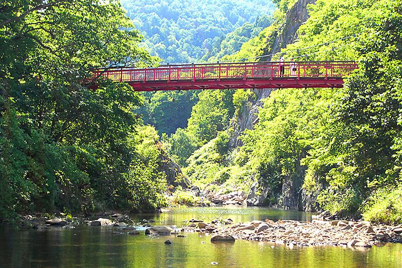温泉と紅葉だけじゃない!夏の北海道・定山渓で自然と触れ合ってリフレッシュ♪