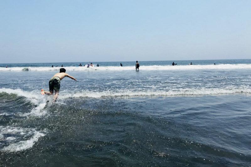 【水温調査】海の日も迎えたし、余裕で水着で海に入れるんじゃないの?! in 湘南|コンセプトムービーも公開!