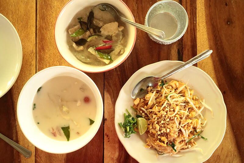 本場でタイ料理を学ぼう!チェンマイのタイ料理教室をレポートします