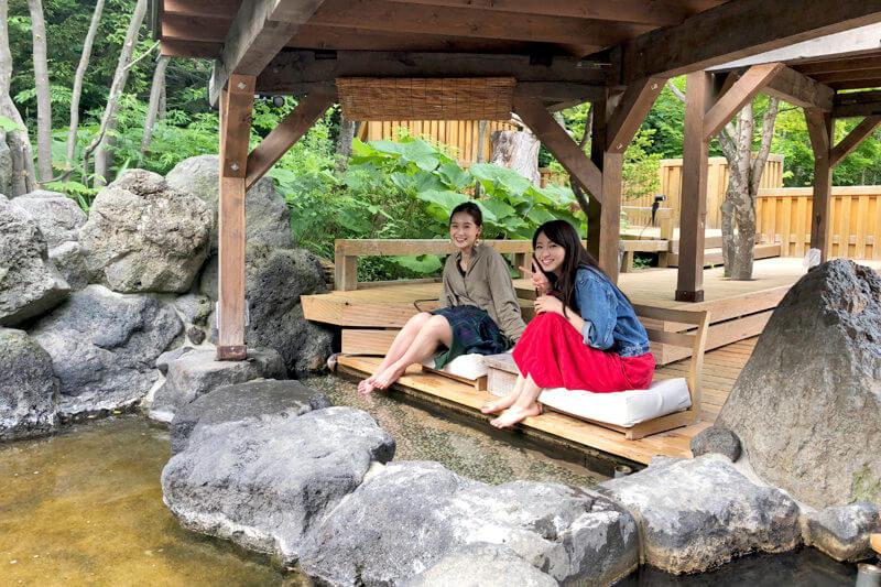 岡崎紗絵と谷川りさこが夏の北海道・道央へ!グラスカヤックなどチャレンジ満載!
