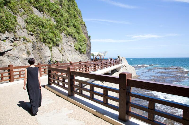 江の島岩屋の通路