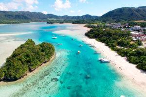 沖縄・石垣島の絶景スポット川平湾♪ ミシュラン星3つの海を見に行きませんか?