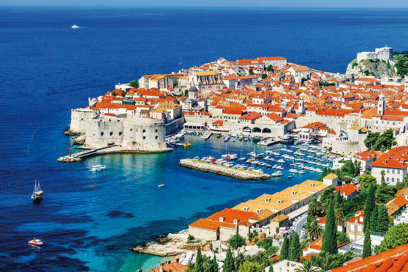 """この景色、映画で見たことある!?""""アドリア海の宝石""""、クロアチアのドブロヴニクに行ってみよう"""