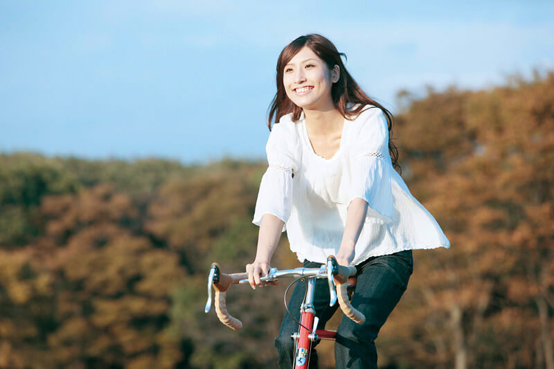 インスタ映えするスポットがいっぱい!茨城県・国営ひたち海浜公園でサイクリングしよう♪