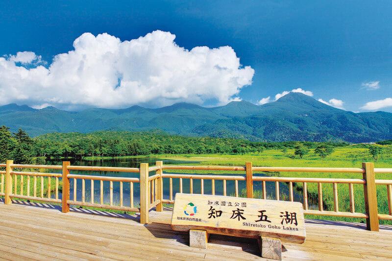 世界自然遺産の北海道・知床五湖で美しく雄大な自然を体感しよう!