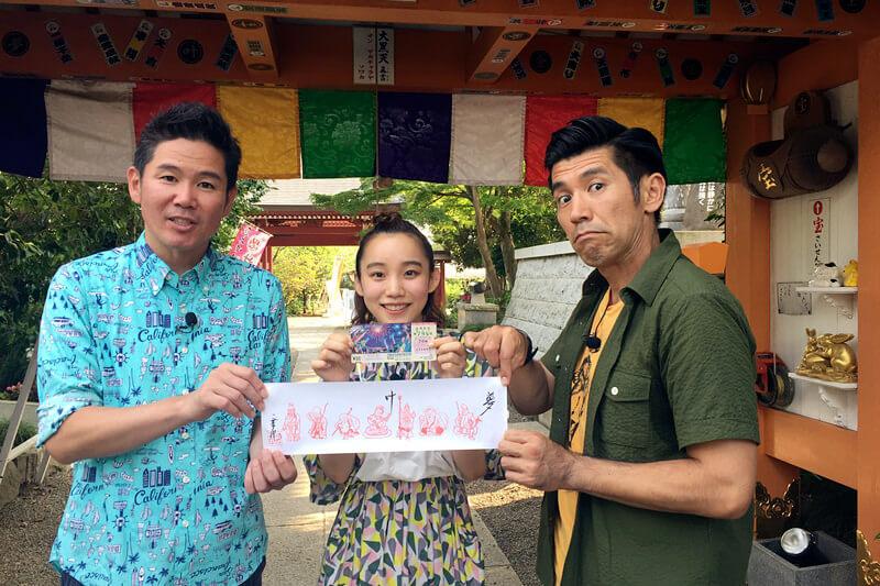 モデルのベックが日本一大きいと言われている毘沙門天像を祀る茨城県那珂市の一乗院へ!