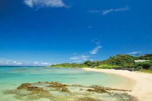 徳之島 ヨナマビーチ