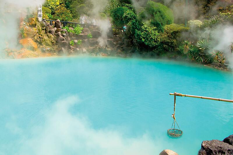 大分県の観光スポット!別府地獄めぐりでユニークな温泉風景を楽しもう!