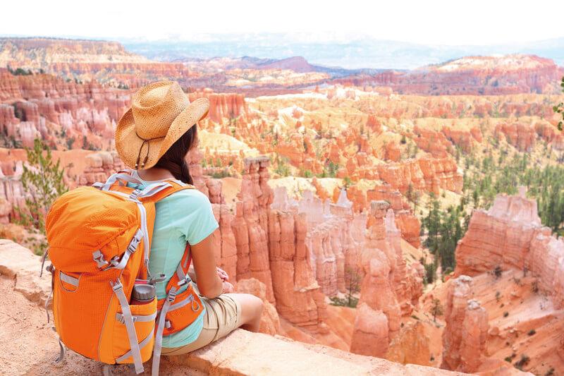 アメリカの絶景スポット「ブライスキャニオン国立公園」の巨大奇岩がすごい!