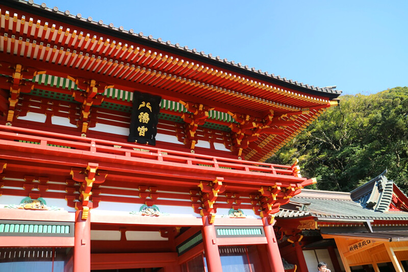 休日は鎌倉でパワースポット巡り♪古都の街並みを散策しながらパワーチャージ!