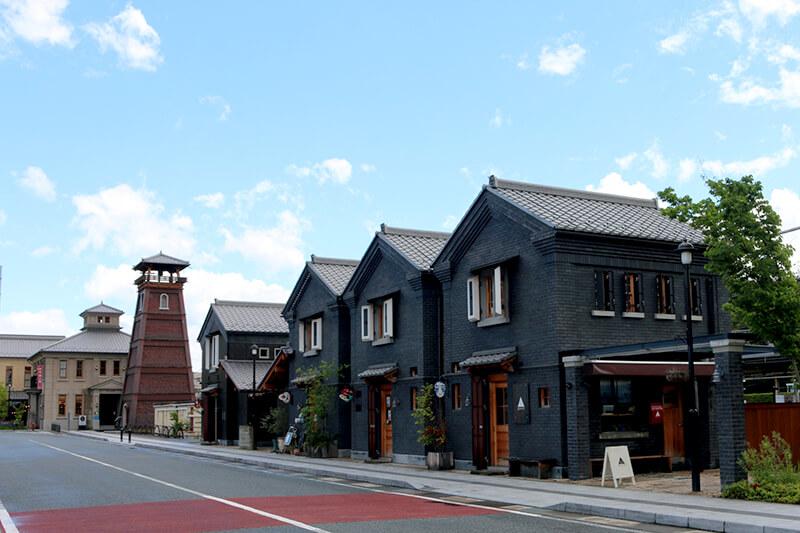 レトロで素敵!甲府駅降りてすぐの城下町風ショッピングストリート「甲州夢小路」