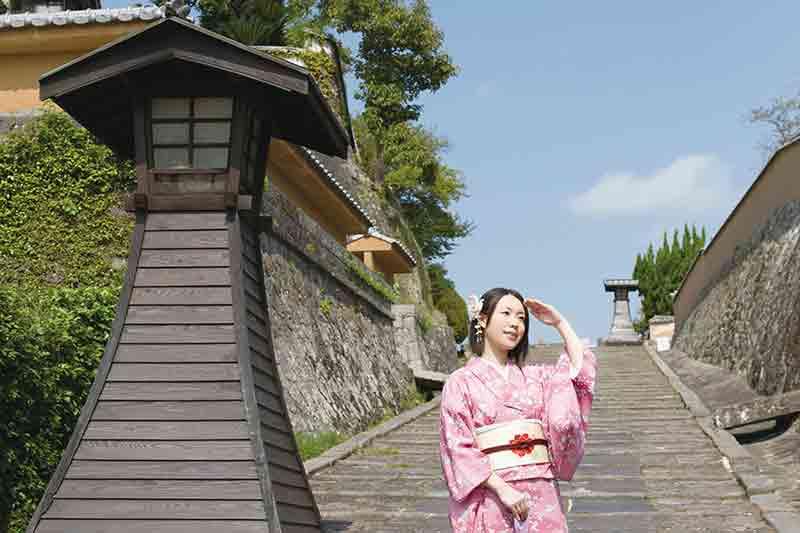 """""""サンドイッチ型城下町""""って何?大分県杵築で江戸時代のような雰囲気を堪能!"""