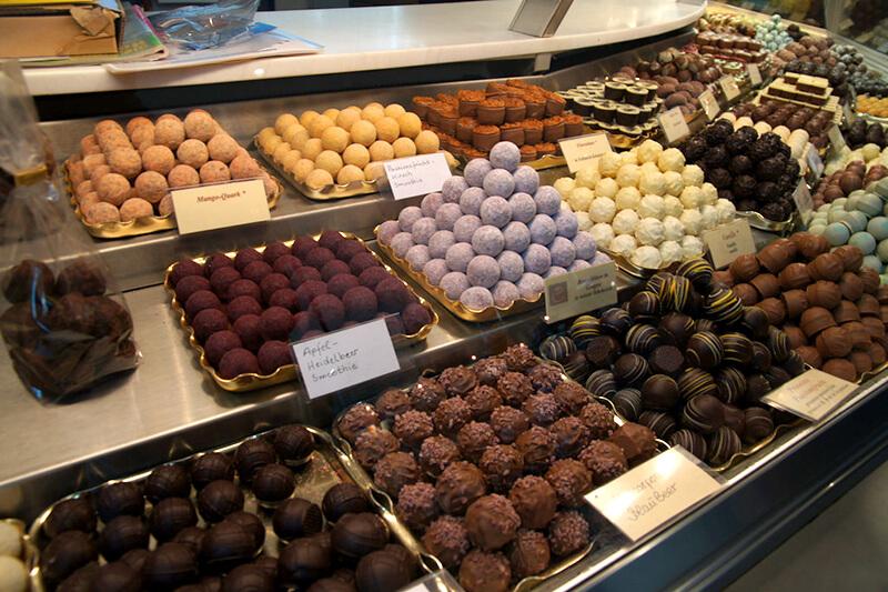 ケルンチョコレート博物館