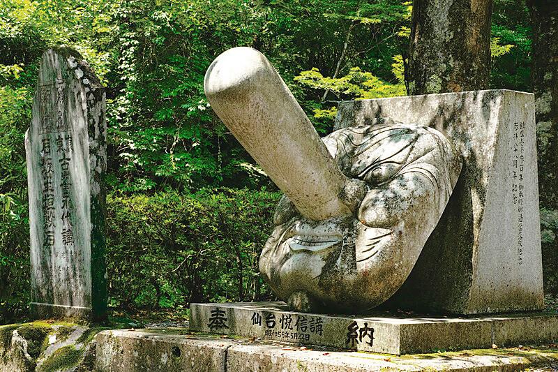 古峯神社 天狗