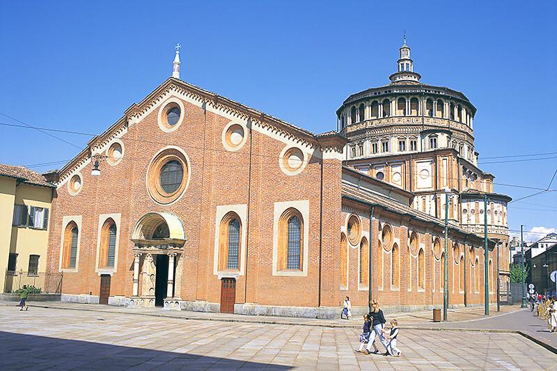 サンタマリア・デッレグラツィエ教会