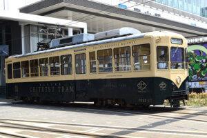 富山 レトロ電車