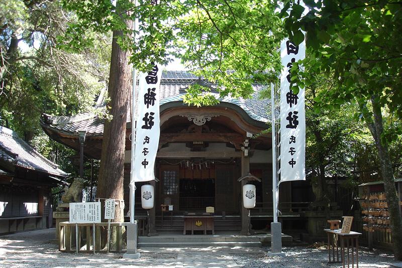 八百富神社