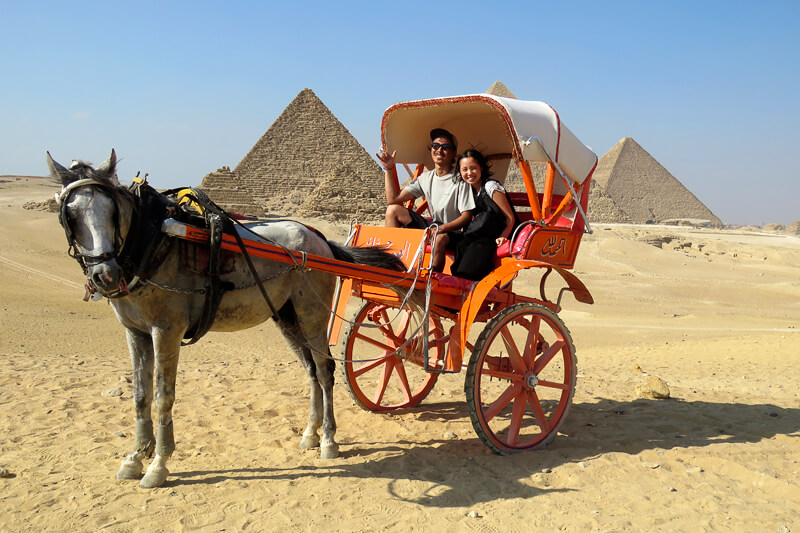 エジプト・ギザ