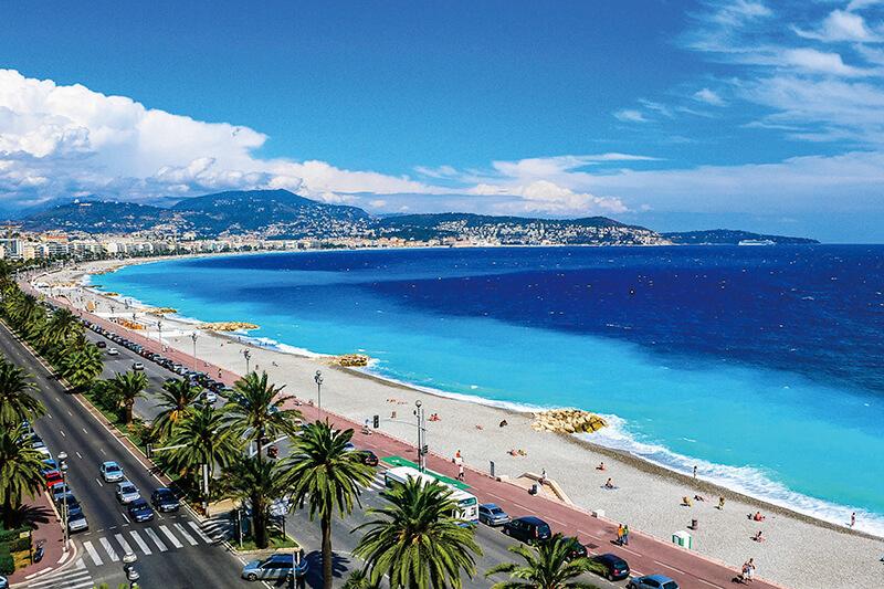 リゾートも観光もグルメも充実!フランスのニースはいつ行っても最高♪