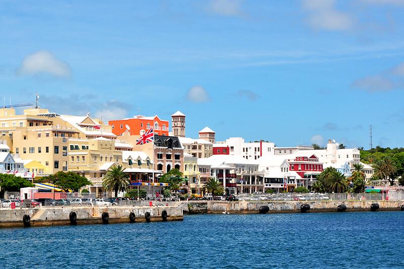 ハミルトン バミューダ諸島