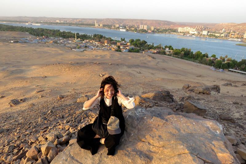 エジプト-アスワン