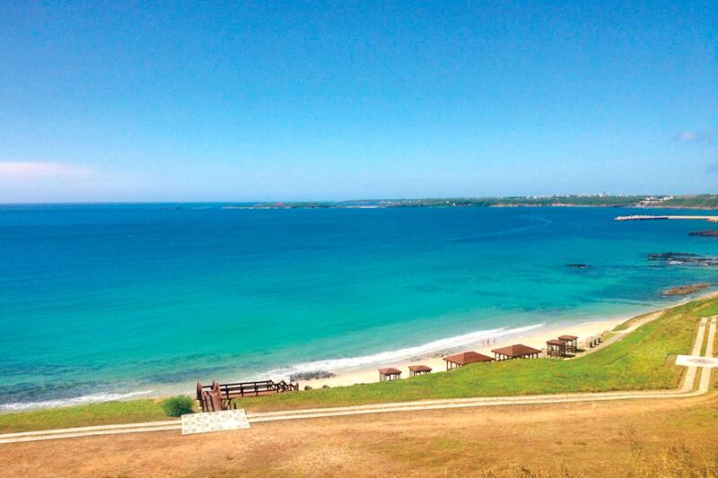 ポンフー島 ビーチ