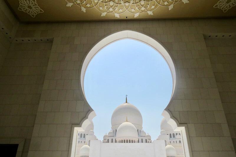 UAE|シェイク・ザイード・モスク