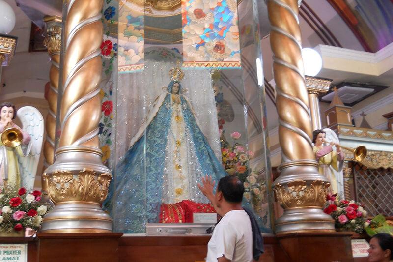 シマラ教会 ママメリー