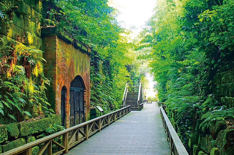 猿島要塞 要塞跡