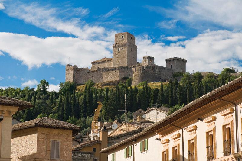 カトリック教会の巡礼地イタリアの「アッシジ」で心に響く旅を♪
