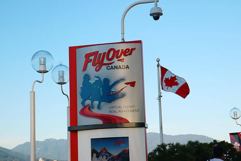 夕方からが楽しい!カナダ・バンクーバーの中心地ダウンタウンの半日モデルコースをご紹介