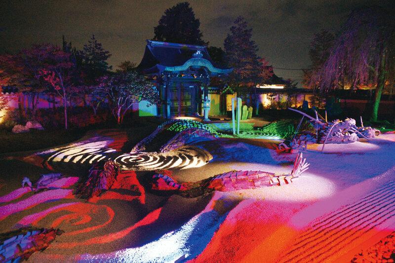 「秀吉の妻ねね」ゆかりの寺。京都府・高台寺圓徳院の特別夜間拝観が幻想的すぎる!