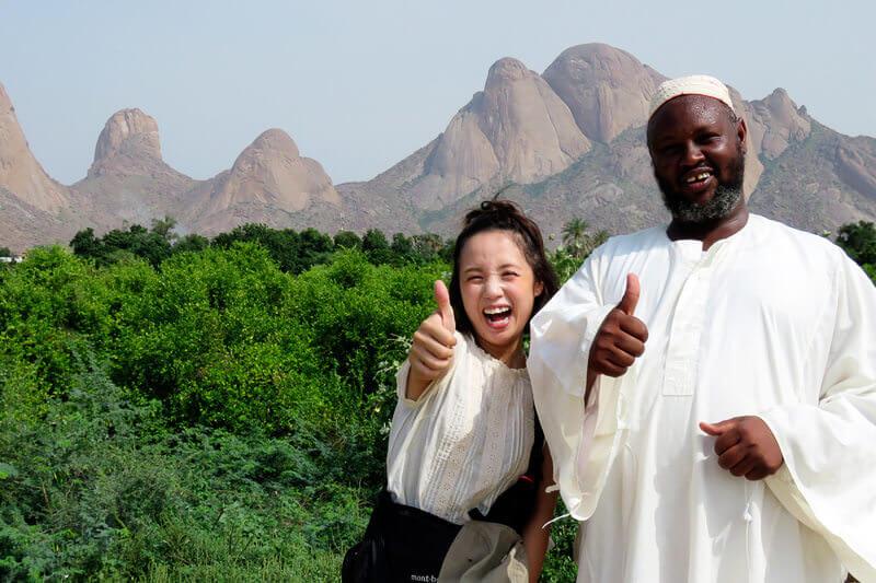 スーダンの見所はホスピタリティ