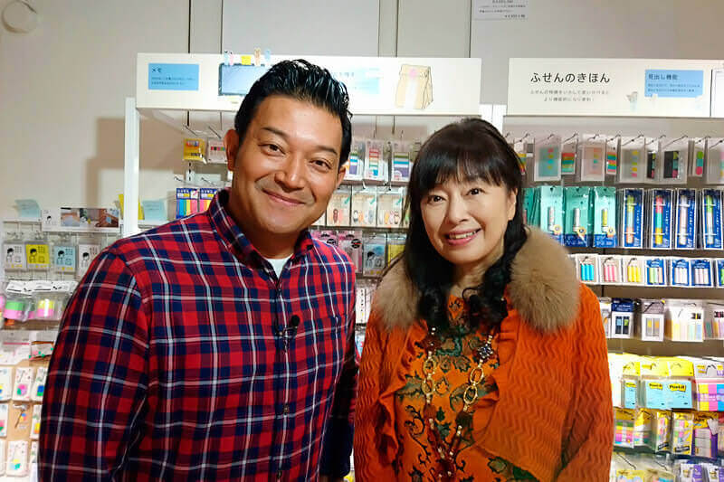 山口智充、かたせ梨乃 ©関西テレビ